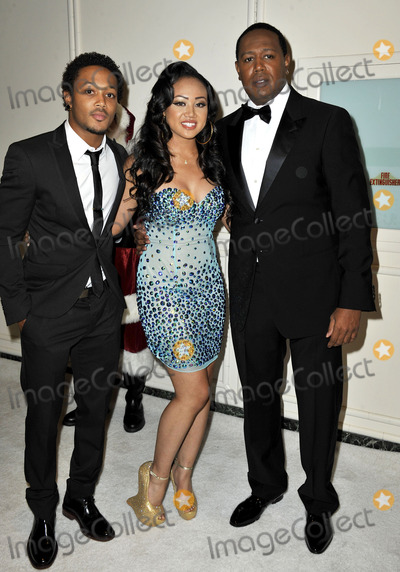 Cymphonique Photo - December 1 2012 Los Angeles CARomeo Cymphonique and Master P arriving at Let The Kids Grow Foundation Holiday Gala at the Beverly Wilshire Four Seasons Hotel on December 1 2012 in Beverly Hills California