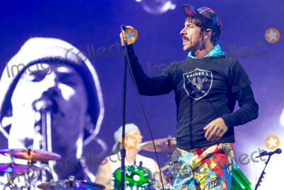 Anthony Kiedis Photo - July 10 2016 Strathallan CastleAnthony Kiedis and the Red Hot Chilli Peppers perform at the T in the Park Festival on July 10 2016 in Strathallan Castle Perthshire ScotlandBy Line FamousACE PicturesACE Pictures IncTel 6467670430