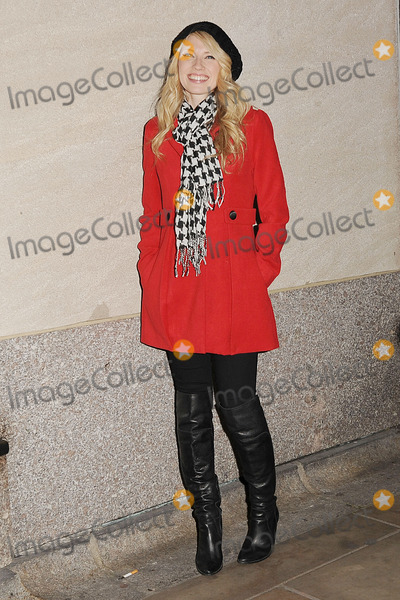 Brooke White Photo - November 28 2012 New York City Brooke White at The 80th Annual Rockefeller Center Christmas Tree Lighting Ceremony on November 28 2012 in New York City
