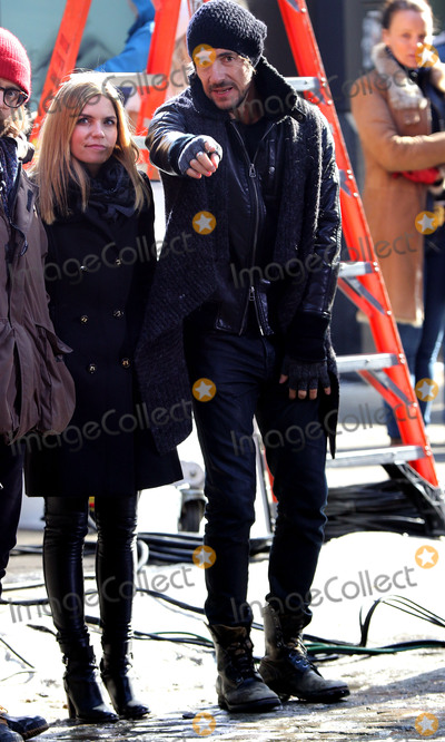 Thomas Hayo Photo - February 25 2015 New York CityDesigner and TV personality Thomas Heyo shoots a scene for Germanys Next Top Model on February 25 2015 in New York CityBy Line Zelig ShaulACE PicturesACE Pictures Inctel 646 769 0430