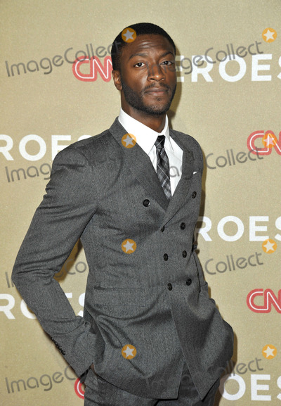 Aldis Hodge Photo - December 2 2012 Los Angeles CAAldis Hodge arriving at CNN Heroes An All-Star Tribute at The Shrine Auditorium on December 2 2012 in Los Angeles California