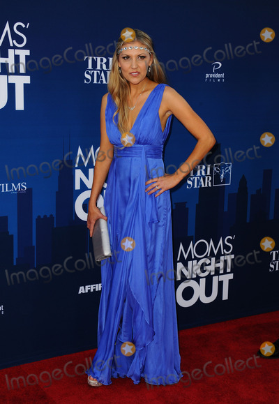 Andrea Login-White Photo - April 29 2014 LAAndrea Login-White attending the Moms Night Out Los Angeles premiere at the TCL Chinese Theatre IMAX on April 29 2014 in Hollywood California