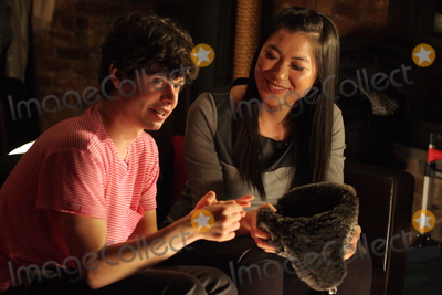 Paul Iacono Photo - Actor Paul Iacono films an episode of Potty Mouth TV on January 25 2011 in New York City