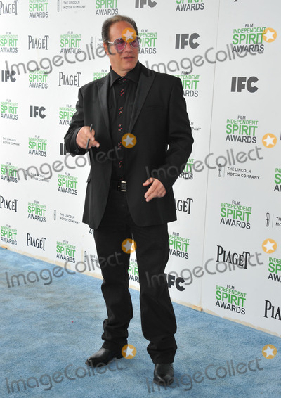 Andrew Dice Clay Photo - March 1 2014 LAAndrew Dice Clay arriving at the 2014 Film Independent Spirit Awards at Santa Monica Beach on March 1 2014 in Santa Monica California
