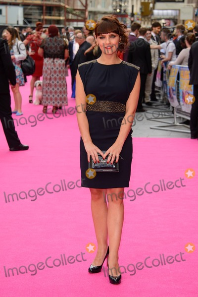 Annabel Scholey Photo - June 11 2014 LondonAnnabel Scholey at the Walking On Sunshine UK Premiere at the Vue Leicester Square on June 11 2014 in London