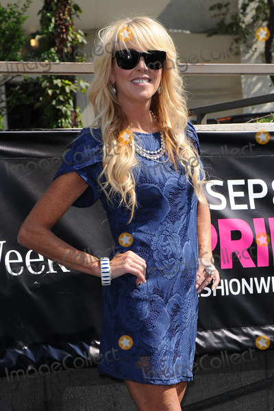 Dina Lohan Photo - Dina Lohan attends the Vera Wang Spring 2012 fashion show during Mercedes-Benz Fashion Week at The Stage at Lincoln Center on September 13 2011 in New York City