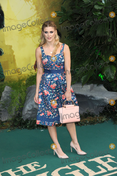 Ashley James Photo - April 13 2016 LondonAshley James arriving at the UK film premiere of The Jungle Book at I-Max Waterloo on April 13 2016 in London EnglandBy Line FamousACE PicturesACE Pictures Inctel 646 769 0430