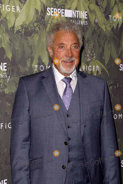 Tom Jones Photo - July 6 2016 LondonTom Jones arriving at the Serpentine Summer Party at The Serpentine Gallery on July 6 2016 in London England By Line FamousACE PicturesACE Pictures IncTel 6467670430