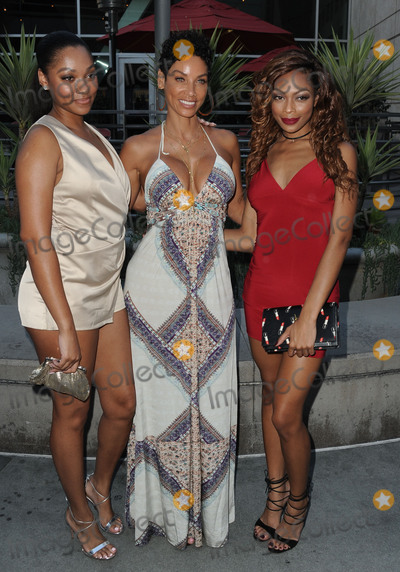 NICOLE MITCHELL Photo - July 25 2016 New York CityBria Murphy Nicole Mitchell Murphy and Shayne Audra Murphy arriving at the premiere of Amateur Night at the ArcLight Cinemas on July 25 2016 in Hollywood CaliforniaBy Line Peter WestACE PicturesACE Pictures IncTel 6467670430