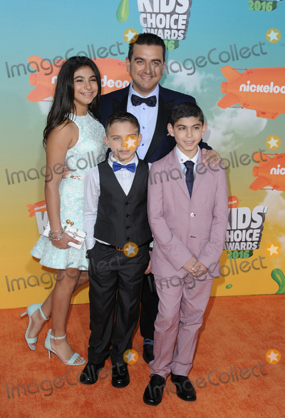 Buddy Valastro Photo - March 12 2016 LABuddy Valastro arriving at Nickelodeons 2016 Kids Choice Awards at The Forum on March 12 2016 in Inglewood California By Line Peter WestACE PicturesACE Pictures Inctel 646 769 0430