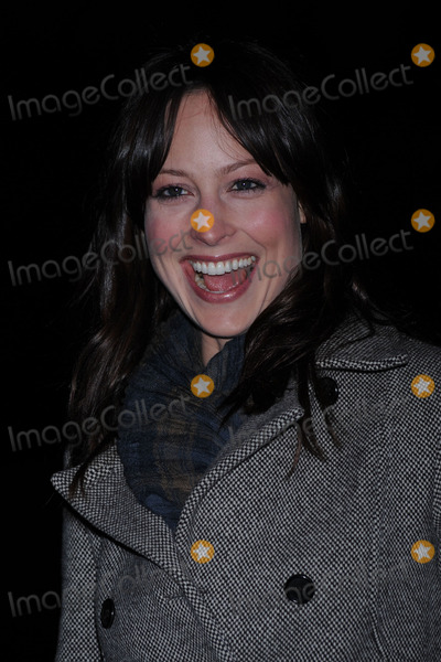 Alexis Gilmore Photo - Actress Alexie Gilmore attends the screening of The Mysteries of Pittsburgh held by The Cinema Society and Links of London at the Landmark Sunshine Cinema on April 7 2009 in New York City