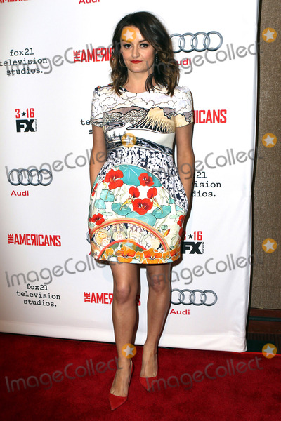 Alison Wright Photo - March 5 2016 New York CityAlison Wright attends The Americans Season 4 premiere at NYU Skirball Center on March 5 2016 in New York City By Line Nancy RiveraACE PicturesACE Pictures Inctel 646 769 0430