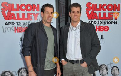 Cameron Winklevoss Photo - April 2 2015 LATyler Winklevoss and Cameron Winklevoss arriving at the premiere of HBOs Silicon Valley 2nd Season at the El Capitan Theatre on April 2 2015 in Hollywood California By Line Peter WestACE PicturesACE Pictures Inctel 646 769 0430