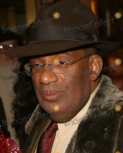 AL ROCKER Photo - Al Roker attending the opening night for the Broadway Revival of August Wilsons Ma Raineys Black Bottom New York February 6 2003