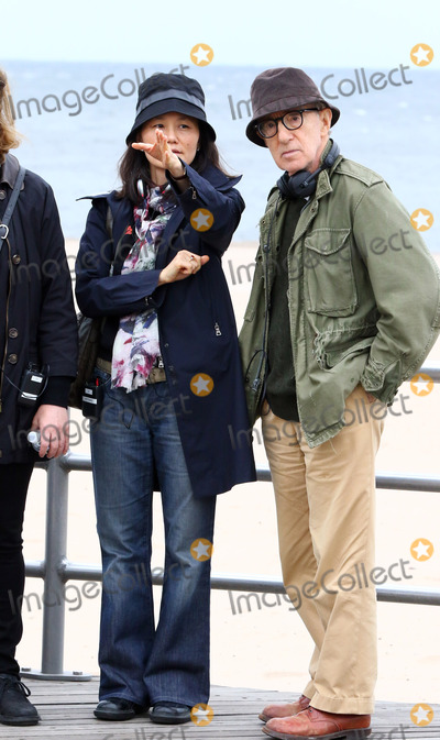 Soon-Yi Previn Photo - September 29 2016 New York CityDirector Woody Allen and his wife Soon-Yi Previn were on the set of his latest movie project on September 29 2016 in New York CityBy Line Zelig ShaulACE PicturesACE Pictures IncTel 6467670430
