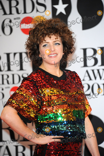 Annie Mac Photo - February 24 2016 LondonAnnie Mac arriving at the BRIT Awards 2016 at The O2 Arena on February 24 2016 in London EnglandBy Line FamousACE PicturesACE Pictures Inctel 646 769 0430
