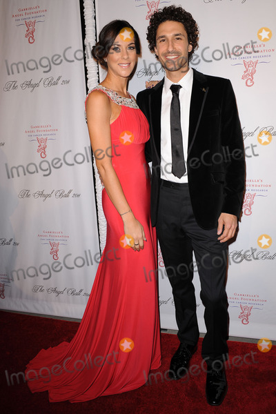 Ethan Zohn Photo - Jenna Morasca and Ethan Zohn attend the 2011 Angel Ball To Benefit Gabrielles Angel Foundation at Cipriani Wall Street on October 17 2011 in New York City