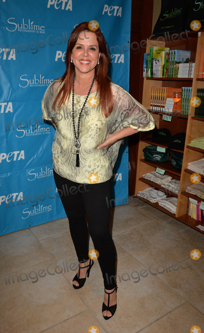 Maria Celeste Photo - December 11 2016 Ft LauderdaleMaria Celeste Arraras appeared at a fundraising reception at South Floridas Sublime Restaurant  Bar on for PETA on December 11 2016 in Fort Lauderdale FloridaBy Line SolarACE PicturesACE Pictures IncTel 6467670430