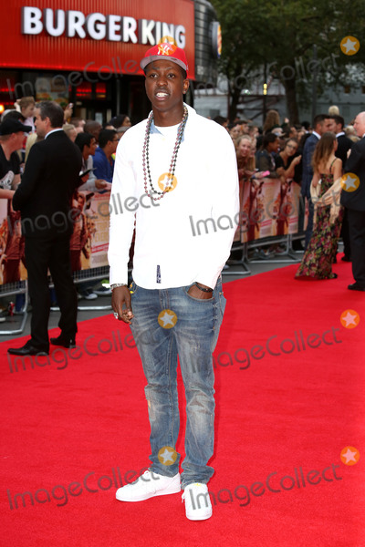 Jamal Edwards Photo - August 20 2015 LondonJamal Edwards arriving at the World Premiere of The Bad Education Movie at the Vue West End on August 20 2015 in London EnglandBy Line FamousACE PicturesACE Pictures Inctel 646 769 0430