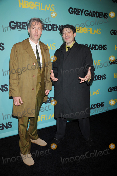 Adam Yauch Photo - Musicians Adam Yauch and Adam Horovitz at the HBO Films premiere of Grey Gardens at The Ziegfeld Theater on April 14 2009 in New York City