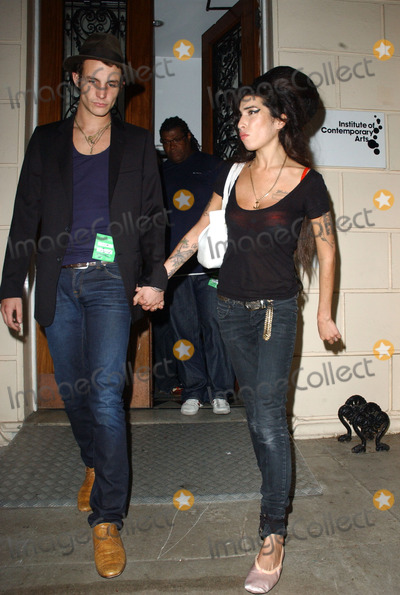 Blake Fielder-Civil Photo - Singer Amy Winehouse has been found dead in her flat in North London at the age of 27 on July 23 2011 in London