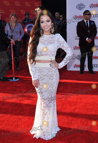 Angela Moreno Photo - April 13 2015 LAAngela Moreno arriving at the Premiere Of Marvels Avengers Age Of Ultron at the Dolby Theatre on April 13 2015 in Hollywood CaliforniaBy Line Peter WestACE PicturesACE Pictures Inctel 646 769 0430