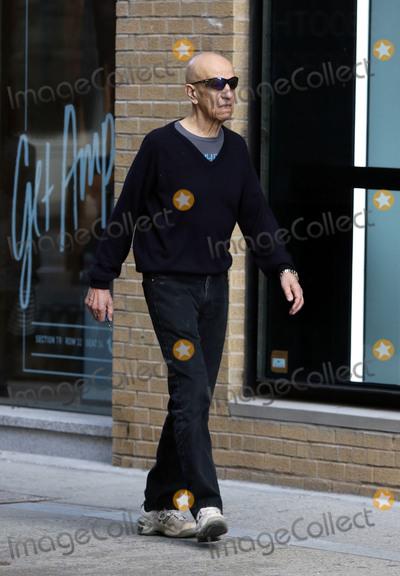 Alex Katz Photo - April 28 2015 New York CityGraphic artist Alex Katz walks in midtown Manhattan on April 28 2015 in New York CityBy Line Zelig ShaulACE PicturesACE Pictures Inctel 646 769 0430