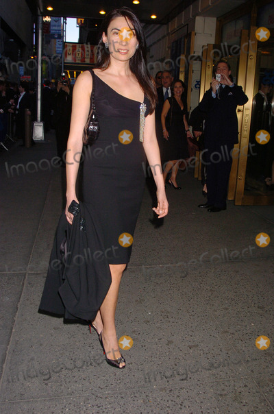 AHN DUONG Photo - Arrivals at the opening night of Three Days of Rain staring Julia Roberts at the Bernard B Jacobs Theatre in midtown Manhattan