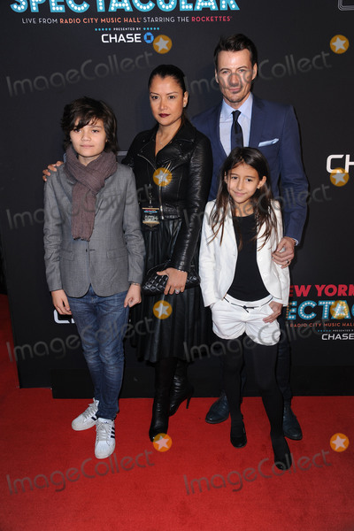 Alex Lundqvist Photo - March 26 2015 New York CityAlex Lundqvist with Family attending the 2015 New York Spring Spectacular at Radio City Music Hall on March 26 2015 in New York CityPlease byline Kristin CallahanAcePicturesACEPIXSCOMTel (646) 769 0430