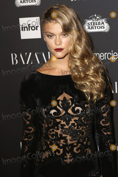 Nina Agdal Photo - September 9 2016 New York CityNina Agdal arriving at Harpers Bazaar Celebrates ICONS By Carine Roitfeld at The Plaza Hotel on September 9 2016 in New York City By Line Nancy RiveraACE PicturesACE Pictures IncTel 6467670430