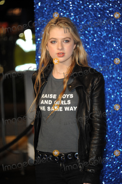Anais Gallagher Photo - February 4 2016 London Anais Gallagher arriving at a London Fan Screening of the Paramount Pictures film Zoolander No 2 at the Empire Leicester Square on February 4 2016 in London England By Line FamousACE PicturesACE Pictures Inctel 646 769 0430