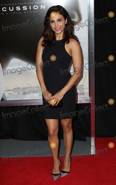 Azita Ghanizada Photo - December 16 2015 New York CityAzita Ghanizada attends the New York premiere of Concussion at AMC Loews Lincoln Square on December 16 2015 in New York City By Line Nancy RiveraACE PicturesAce Pictures Inc  tel (646) 769 0430