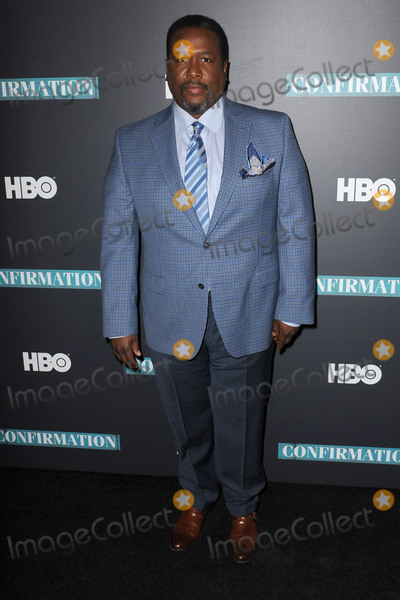 Wendel Pierce Photo - April 7 2016 New York CityWendell Pierce arrives to attend a special screening of HBOs Confirmation at Signature Theater on April 7 2016 in New York CityCredit Kristin CallahanACE Pictures