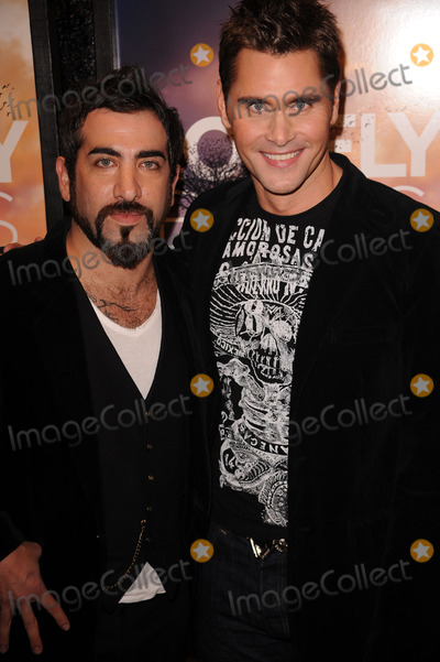 JACK MACKENROTH Photo - Kevin Christiana and Jack Mackenroth arriving at the The Lovely Bones premiere at the Paris Theatre on December 2 2009 in New York City