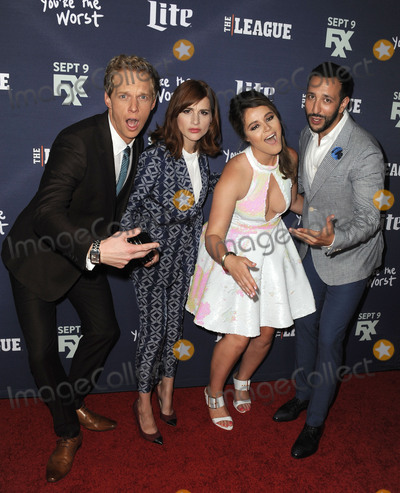 Aya Photo - September 8 2015 LAChris Geere Aya Cash Kether Donohue and Desmin Borges arriving at the premiere of FXXs The League Final Season and Youre The Worst 2nd Season at the Regency Bruin Theater on September 8 2015 in Westwood CaliforniaBy Line Peter WestACE PicturesACE Pictures Inctel 646 769 0430