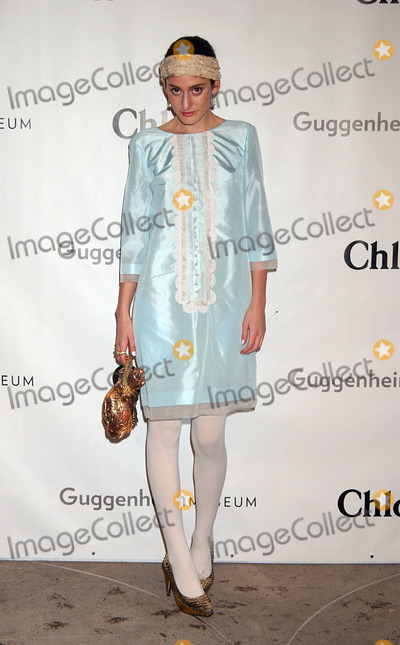Arden Wohl Photo - Fashion Designer Arden Wohl arriving at the Guggenheim Young Collectors Council art show sponsored by Chloe at the Solomon R Guggenheim Museum
