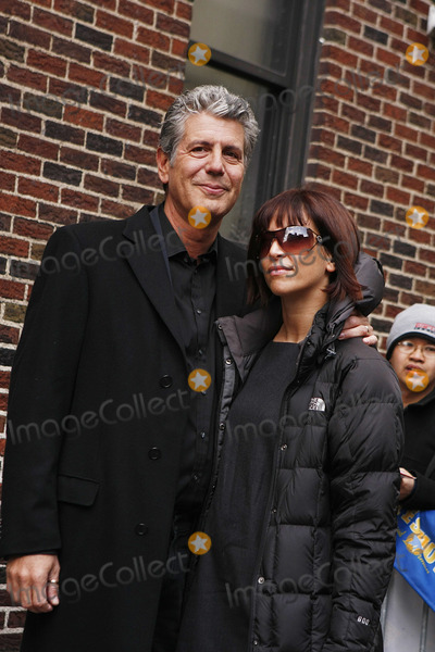 Anthony Bourdain Photo - Chef and television personality Anthony Bourdain appeared on the Late Show with David Letterman at the Ed Sullivan Theatre in midtown Manhattan