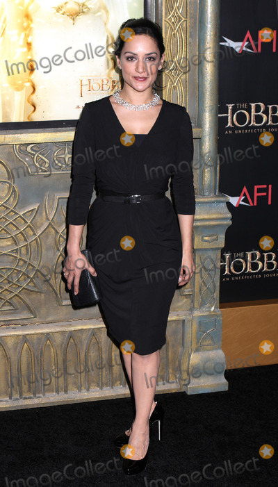 Archie Panjabi Photo - December 6 2012 New York CityArchie Panjabi at The Hobbit An Unexpected Journey premiere at the Ziegfeld Theater on December 6 2012 in New York City