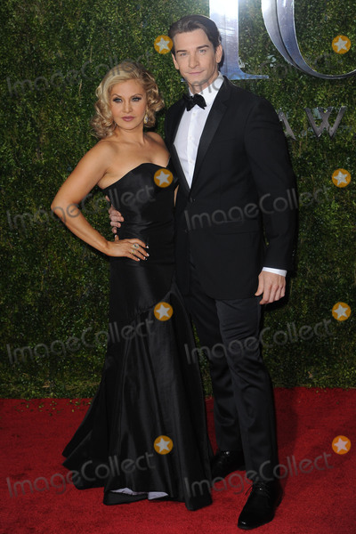 Andy Karl Photo - June 7 2015 New York CityOrfeh and Andy Karl attending American Theatre Wings 69th Annual Tony Awards at Radio City Music Hall on June 7 2015 in New York CityPlease byline Kristin CallahanACE PicturesTel (646) 769 0430