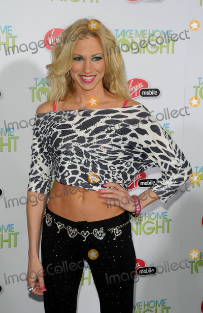 Debbie Gibson Photo - Singer Debbie Gibson arriving at the premiere of Take Me Home Tonight held at Regal Cinemas LA Live Stadium 14 on March 2 2011 in Los Angeles CA