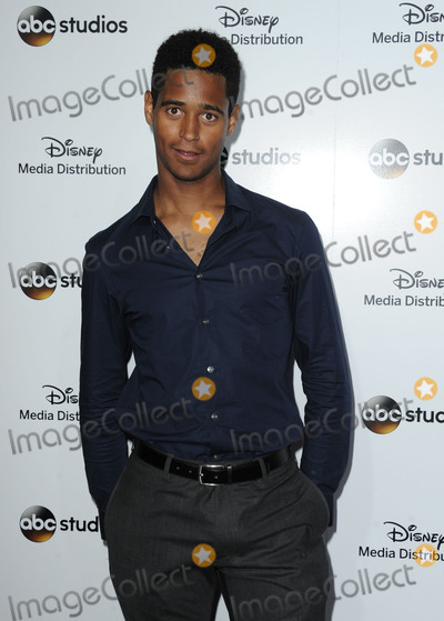 Alfred Enoch Photo - May 17 2015 Burbank CAAlfred Enoch arriving at the Disney upfronts at Walt Disney Studios on May 17 2015 in Burbank CaPlease byline Peter WestACE PicturesACE Pictures IncTel 646 769 0430