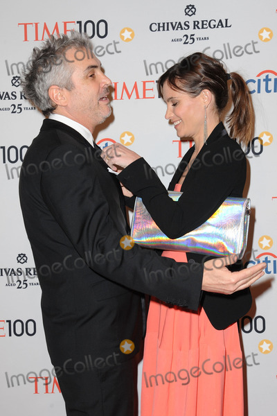 Sheherazade Goldsmith Photo - April 29 2014 New York CityAlfonso Cuaron and Sheherazade Goldsmithattending the TIME 100 Gala TIMEs 100 most influential people in the world at Jazz at Lincoln Center on April 29 2014 in New York City