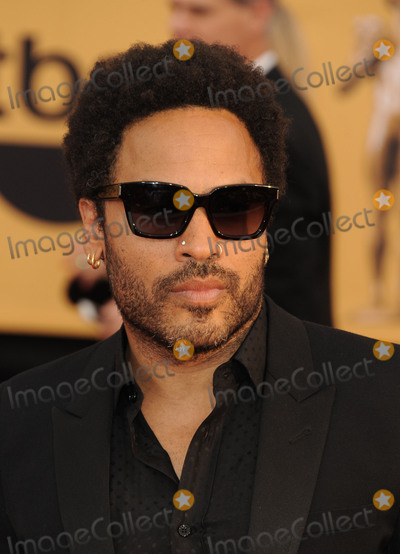 Lenny Kravitz Photo - January 25 2015 Los Angeles CAActorMusician Lenny Kravitz arriving at the 21st Annual Screen Actors Guild Awards at The Shrine Auditorium on January 25 2015 in Los Angeles CA Please byline Peter WestACE PicturesACE Pictures IncTel 646 769 0430