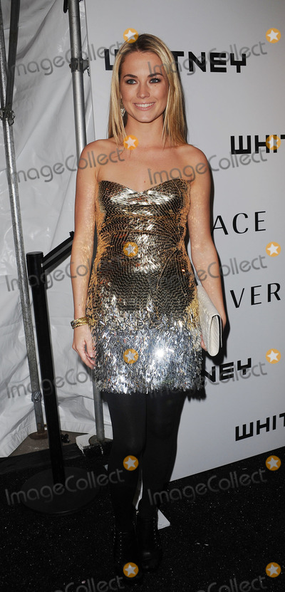 Amanda Hearst Photo - Amanda Hearst at the 2009 Whitney Museum Gala at The Whitney Museum of American Art on October 19 2009 in New York City