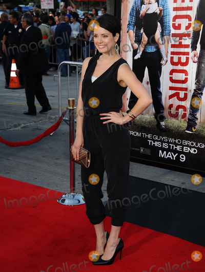 Ali Cobrin Photo - April 28 2014 LAAli Cobrin arriving at the Los Angeles premiere of Neighbors at Regency Village Theatre on April 28 2014 in Westwood California