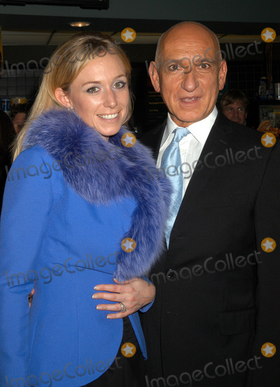 Alexandra Christmann Photo - Alexandra Christmann and Ben Kingsley arrive at the Dreamworks film premiere of House of sand and fog in New York City December 05 2003