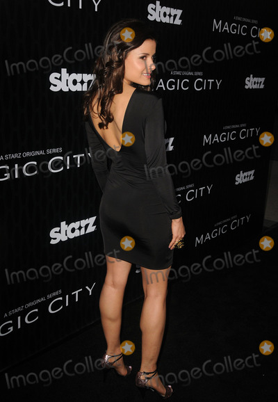 Catalina Rodriguez Photo - Catalina Rodriguez arriving at the premiere of Magic City at the Directors Guild of America on March 20 2012 in Los Angeles California