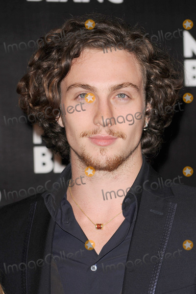 Aaron Johnson Photo - Aaron Johnson attends the launch of the Montblanc John Lennon Edition at Jazz at Lincoln Center on September 12 2010 in New York City