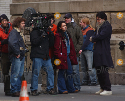 Jared Leto Photo - Lindsay Lohan and Jared Leto were filming a scene for their new movie Chapter 27 in which Leto plays Mark Chapman  Chapman murdered John Lennon 25 years ago The filming is taking place outside the Dakota Building at the exact spot where the shooting took place