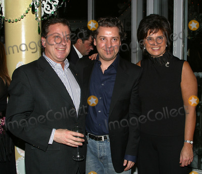 ATIL KUTOGLU Photo - Atil Kutoglu attends a party in honor of Sucessful Turks in New York after presenting his 2003 Spring collection at the Tent in Bryant Park during New York Fashion Week Tavern on the Green February 8 2003